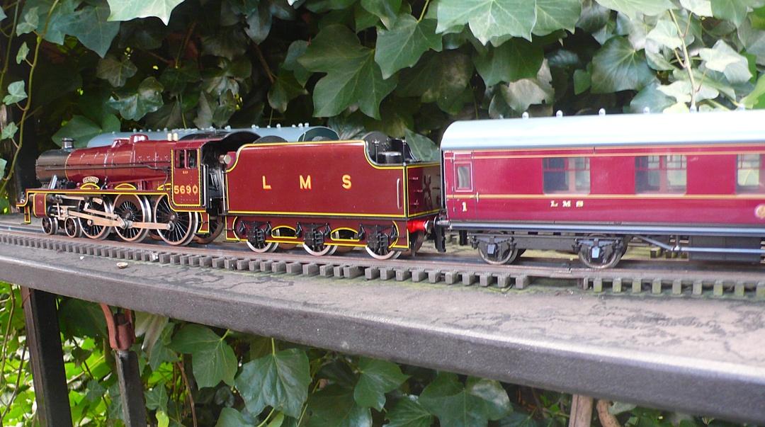 E/18 5690 Leander