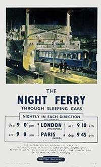 Night Ferry poster