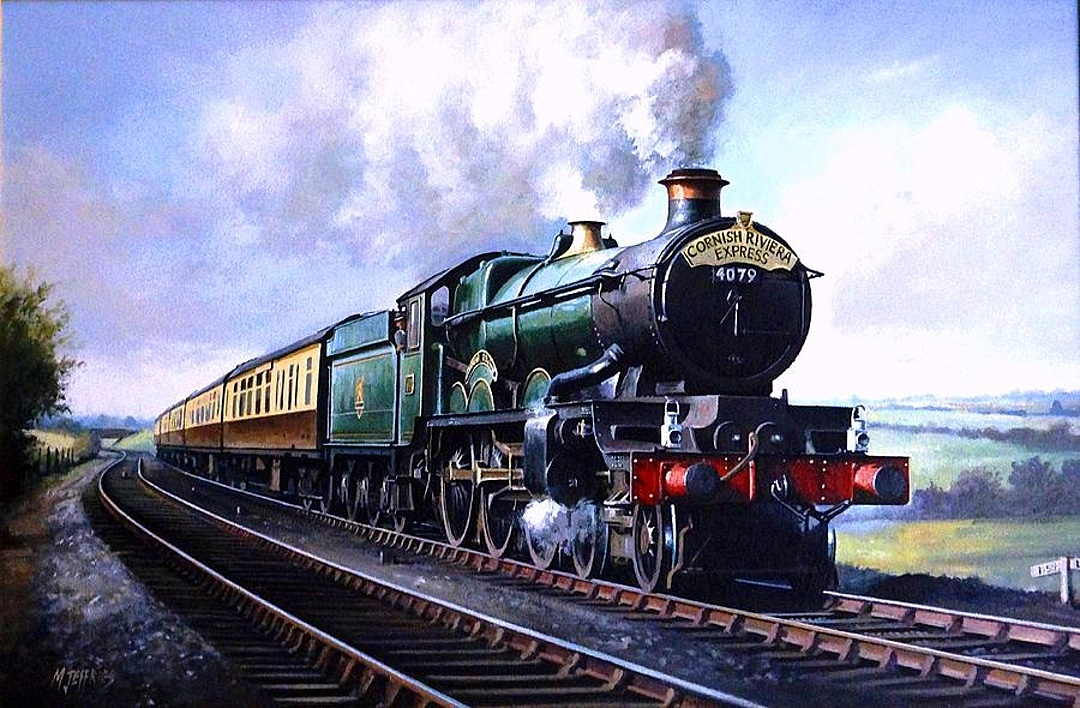 Cornish Riviera Express