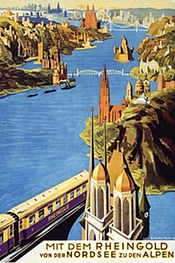 Rheingold poster