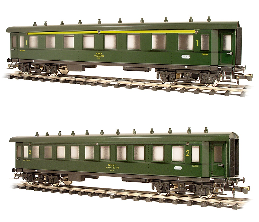 ETS SNCF Coaches