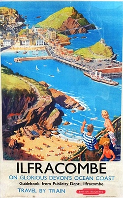 ACE Ilfracombe poster
