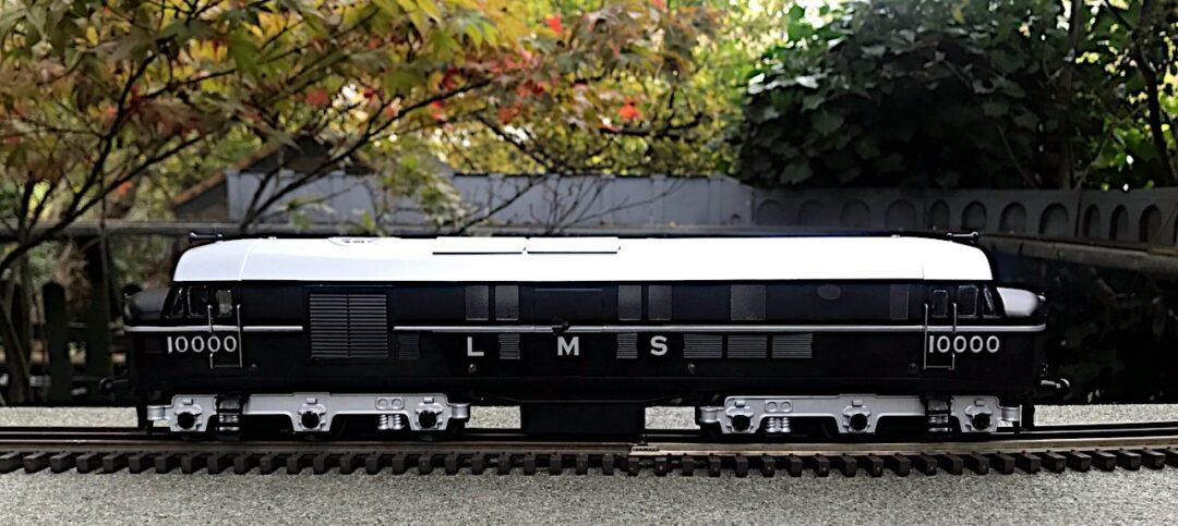 ACE Trains E/39 LMS/BR 10000/10001
