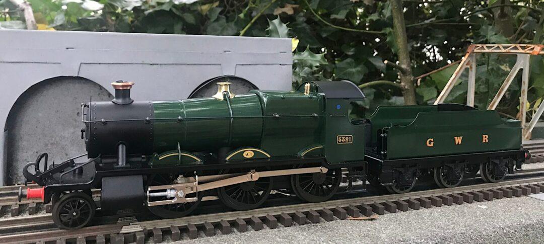 ACE Trains E/37 GWR Churchward 2-6-0 Mogul