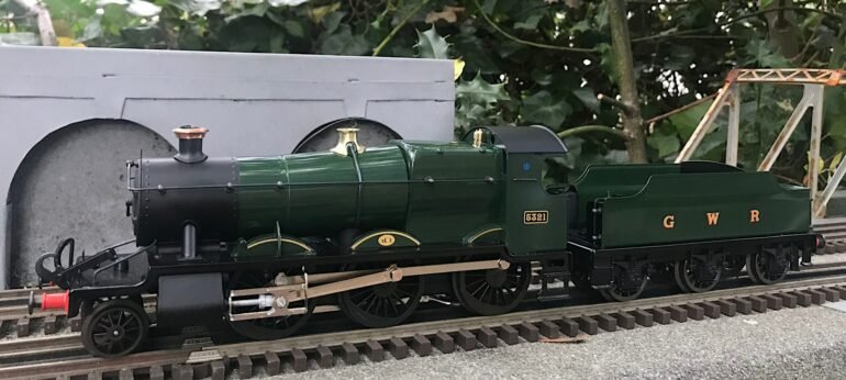 ACE Trains E/37 GWR Churchward 2-6-0 Mogul