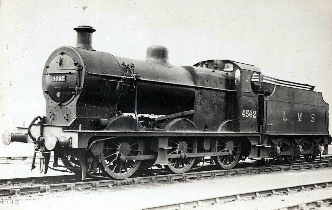 ACE Trains E/5-3 0-6-0 Fowler 4F